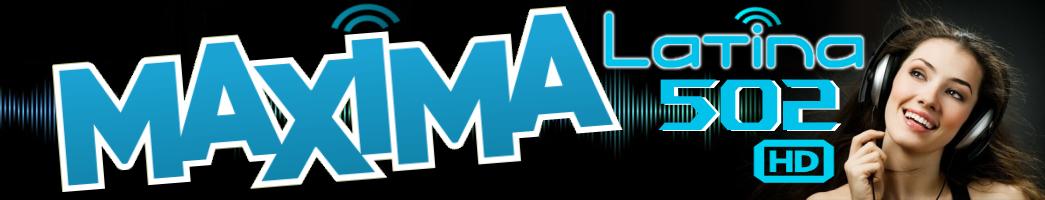 MAXIMA LATINA 502 HD